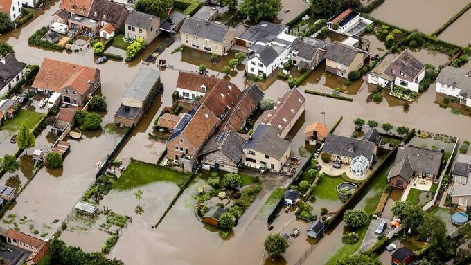 Limburgse bestuurders willen andere aanpak wateroverlast: 'Met één project ben je er niet'